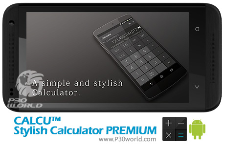 CALCU-Stylish-Calculator-PREMIUM