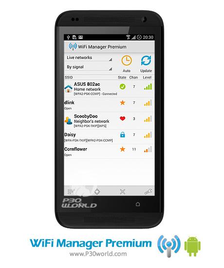 WiFi-Manager-Premium