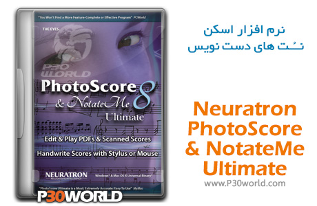 Neuratron-PhotoScore-NotateMe-Ultimate
