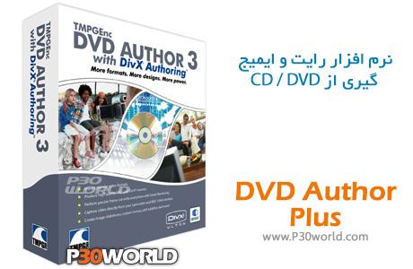DVD-Author-Plus
