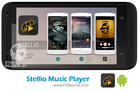Stellio-Music-Player