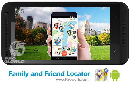 Family-and-Friend-Locator