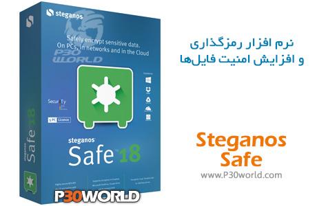 Steganos-Safe