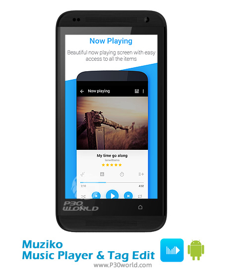 Muziko-Music-Player-Tag-Edit