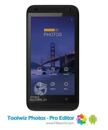 دانلود Toolwiz Photos Prisma Filters v9.9 (VIP) – نرم افزار ابزارهای ویرایش عکس اندروید