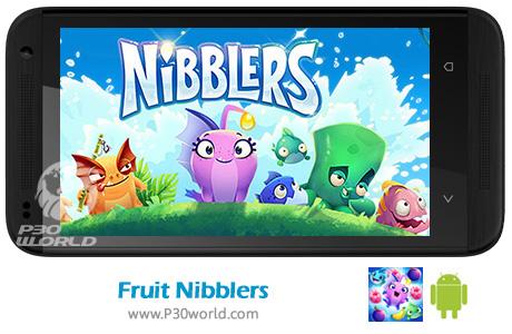 دانلود Fruit Nibblers v1.22.5 – بازی نیبلر میوه ها برای اندروید