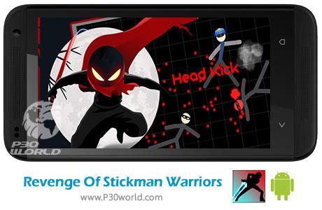 دانلود Revenge Of Stickman Warriors v1.1.3 – بازی استیکمن جنگجو برای اندروید