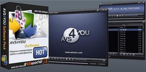 دانلود AVS Media Player 4.1.6.80 - پخش کننده صوتی و ویدیویی قدرتمند