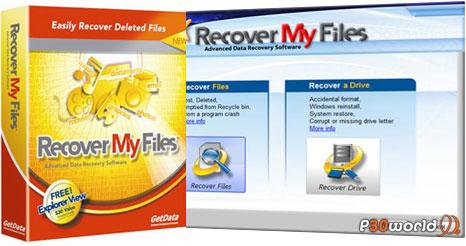 دانلود GetData Recover My Files Pro v4.9.4.1296 – نسخه جدید از یکی از مطرح ترین های بازیابی اطلاعات حذف شده