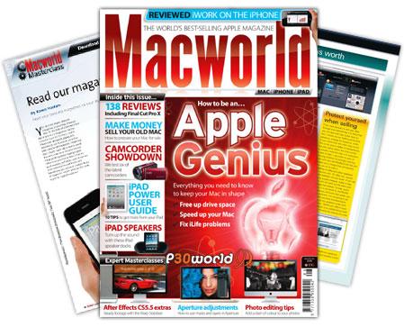 ماهنامه مک ورلد ماه آگوست 2011 – Macworld UK August 2011