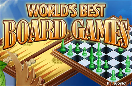 بازی فکری Worlds Best Board Games v1.0