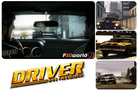 دانلود بازی Driver San Francisco – راننده در سن فرانسیسکو