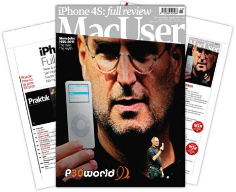 دانلود MacUser 28 October 2011 – ماهنامه مک یوزر نوامبر 2011
