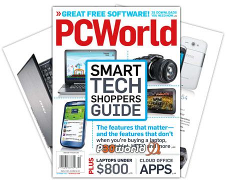 دانلود PCWorld Magazine October 2011 – ماهنامه پی سی ورلد ماه اکتبر2011