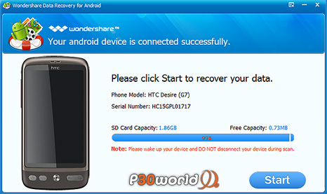 دانلود Wondershare Data Recovery for Android 1.0.0.18 – بازیابی اطلاعات پاک شده از تلفن های همراه آندروید