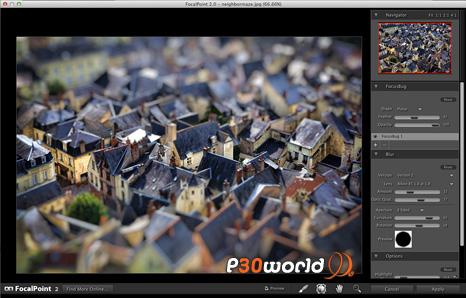 دانلود OnOne FocalPoint 2.0.9a – نرم افزار کنترل عمق میدان و ایجاد حالت بلور بعد از عکاسی