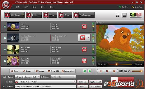 دانلود 4Videosoft YouTube Video Converter 5.0.8 – نرم افزار تبدیل فرمت ویدیو به FLV