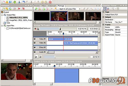 دانلود VideoCharge Studio 2.12.0.682 – نرم افزار ویرایش ویدیو و ساخت گالری های ویدئویی اینترنتی