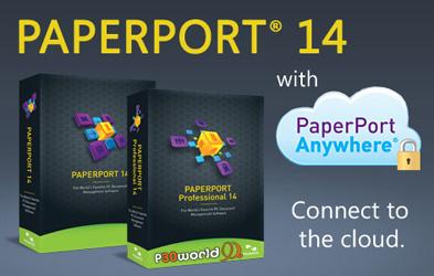 دانلود PaperPort Professional 14 – نرم افزار اسکن و مرتب سازی پوشه ها