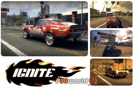 دانلود بازی Ignite- اتوموبیل رانی آتشین