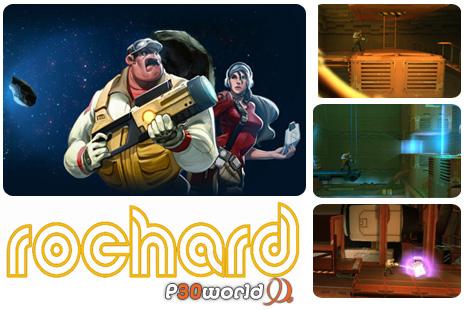 دانلود بازی Rochard