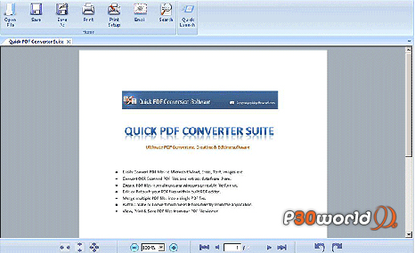 دانلود Quick PDF Converter Suite 3.0.0.0 – نرم افزار تبدیل پی دی اف به سایر فرمت ها