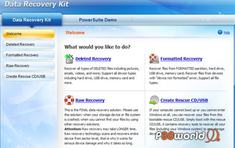 دانلود Spotmau Data Recovery Kit 6.0.1.3 نرم افزار بازیابی اطلاعات حذف شده