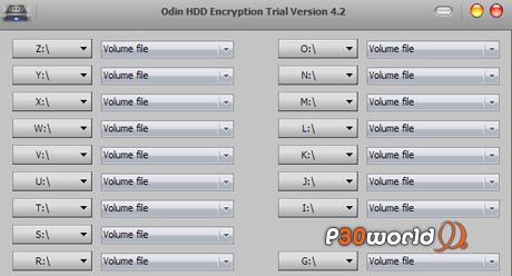 دانلود Odin HDD Encryption 6.6.6 نرم افزار رمز نگاری هارد دیسک و پارتیشن ها