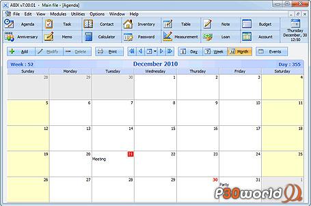دانلود ABIX v7.25.00 – نرم افزار جمع آوری و مدیریت اطلاعات