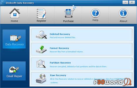 دانلود IDisksoft Data Recovery 2.6 – نرم افزار بازیابی اطلاعات حذف شده