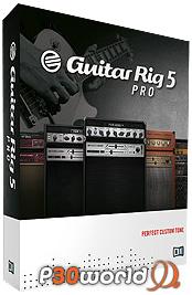 دانلود Native Instruments Guitar Rig 5 Pro v5.1.0 – نرم افزار افکت گیتار الکتریک