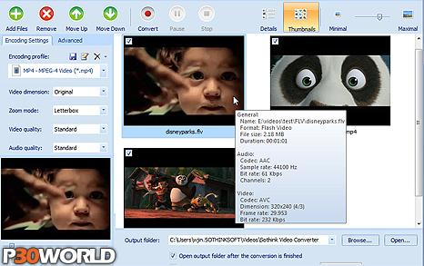 دانلود Sothink Video Converter Pro 3.5.26918 – نرم افزار تبدیل فرمت فیلم