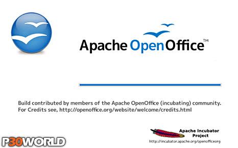 دانلود Open Office v3.4.0 Portable – نرم افزار اوپن آفیس