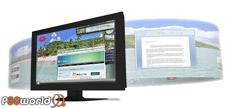 Desktop 360 دسکتاپی با قابلیت چرخش 360 درجه !