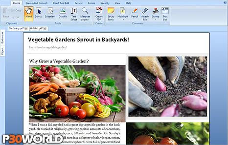 دانلود Lightning PDF Professional v7 – نرم افزار ساخت و ویرایش فایل های PDF