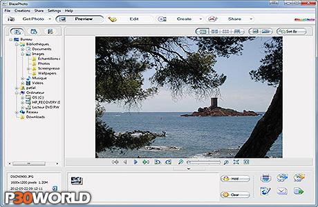 دانلود BlazePhoto v2.0.1.1 – نرم افزار ویرایش حرفه ای عکس