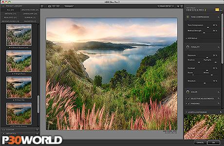 دانلود Nik Software HDR Efex Pro v2.003 Rev 20894 – نرم افزار ساخت تصاویر HDR