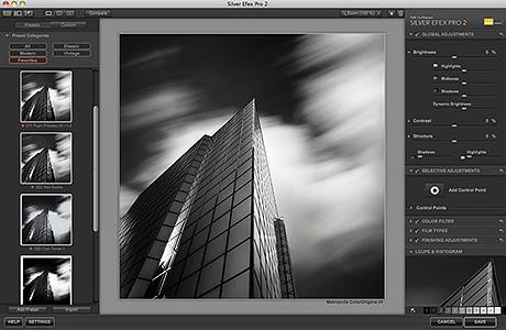 دانلود Nik Software Silver Efex Pro v2.006 Rev 20894 – نرم افزار افکت سیاه و سفید فتوشاپ