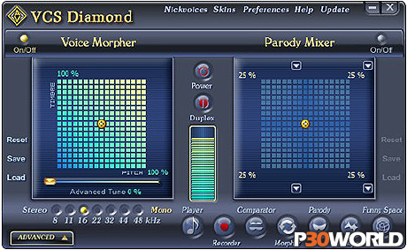 AV Voice Changer Software Diamond
