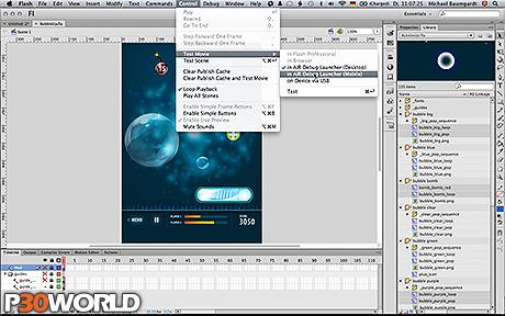 دانلود Adobe Flash Professional CS6 v12.0.0.481 – نسخه جدید ابر نرم افزار مالتی مدیا و انیمشن فلش کمپانی Adobe