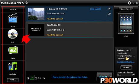 دانلود ArcSoft MediaConverter v8.0.0.16 – نرم افزار تبدیل فرمت فایل های رسانه ای