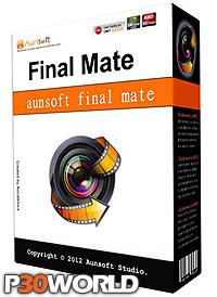 دانلود AunSoft FinalMate 1.9.1.1166 - نرم افزار کپچر ، کپی ، ادیت و ویرایش فیلم دوربین های HD