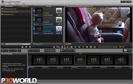 دانلود AunSoft FinalMate 1.9.1.1166 – نرم افزار کپچر ، کپی ، ادیت و ویرایش فیلم دوربین های HD