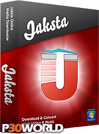 دانلود Jaksta Streaming Media Recorder Plus v4.4.3.0 - نرم افزار دانلود فایل های صوتی و تصویری