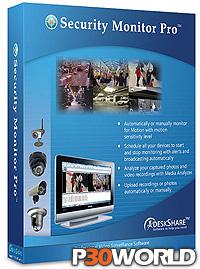 دانلود Security Monitor Pro 4.48 - نرم افزار دوربین مداربسته