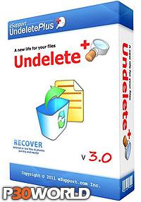 دانلود eSupport UndeletePlus v3.0.3.521 - نرم افزار بازیابی اطلاعات