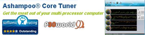 بهینه سازی توانایی و افزایش کاربرد هسته های CPU توسط Ashampoo Core Tuner v1.10