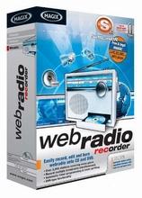 برای گوش دادن و ضبط رادیوهای اینترنتی از MAGIX Webradio Recorder v4.0.0.520 بهره گیرید