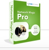 مدیریت و کنترل یک شبکه توسط Network Magic Pro Edition v5.5.9118.2
