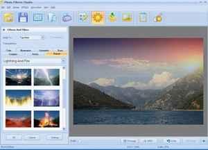 Photo Effects Studio v2.3 نرم افزاری قدرتمند برای افکت گذاری بر روی عکس ها